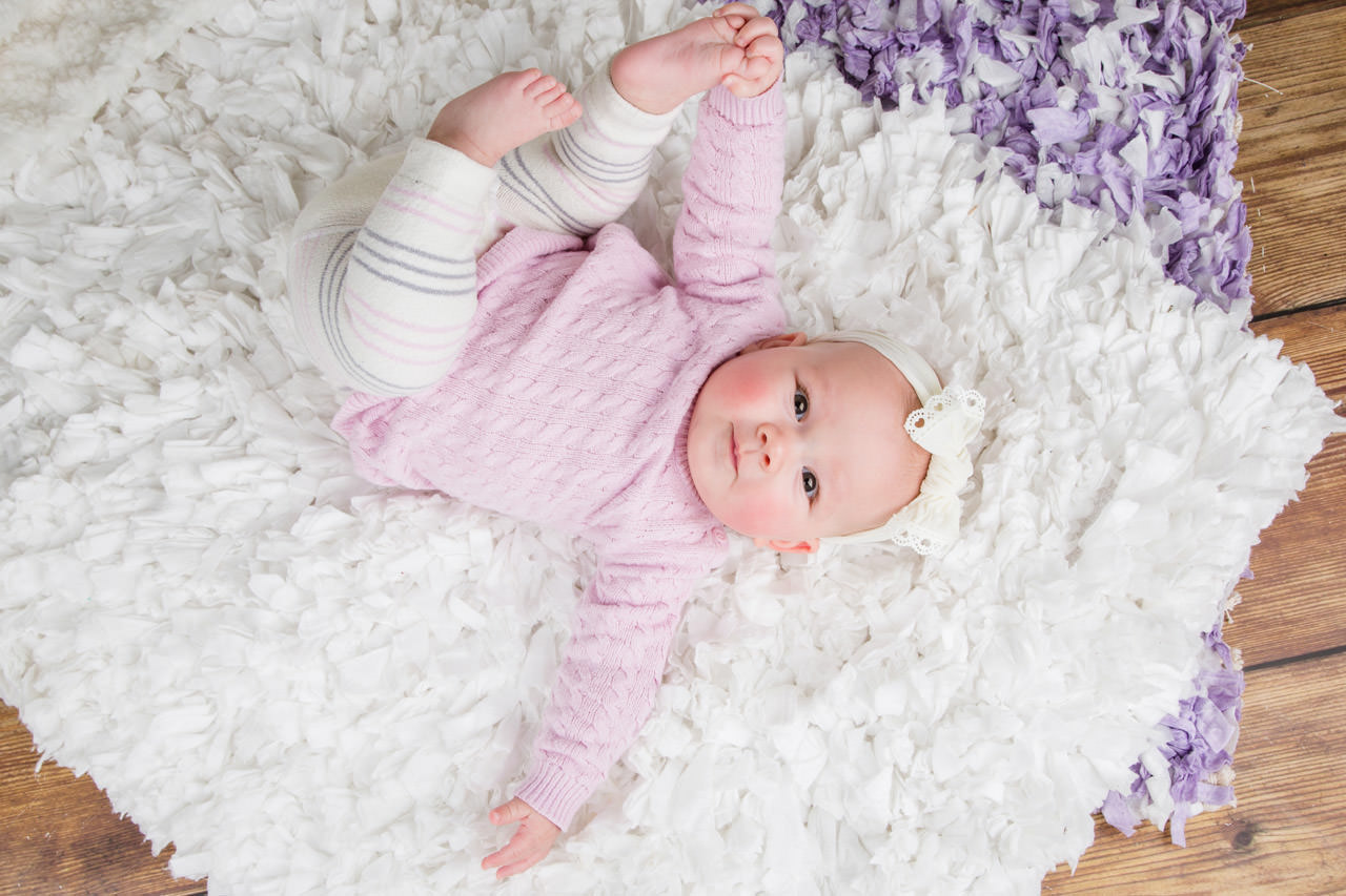 4 Month Baby Picture